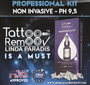 Professional Kit - Tattoo Remoov 15ml & Cartridges 88RS - Permanent Makeup (PMU)