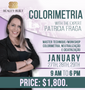 Fixação da Cor, Implementação do Pigmento e Colorimetria - 27-28-29 of January, 2019 - Fort Lauderdale