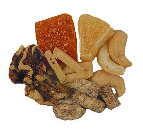 Trail Mix (Almonds, Papaya, Dates, Pineapple, Raw Cashews, Walnuts, Pecans )