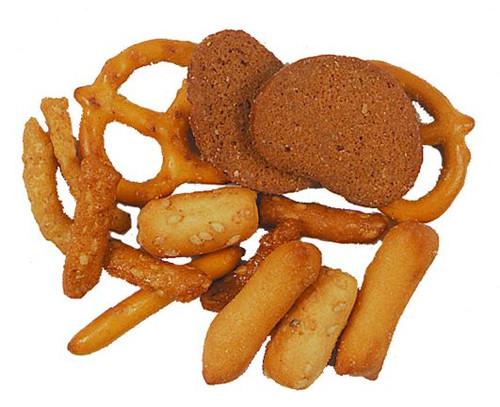 Fritz Mix (Worcestershire Snackens, Cajun Hot Sticks, Sesame Sticks)