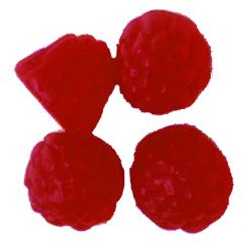 Jelly Belly Gummis (Blackberry, Raspberry)
