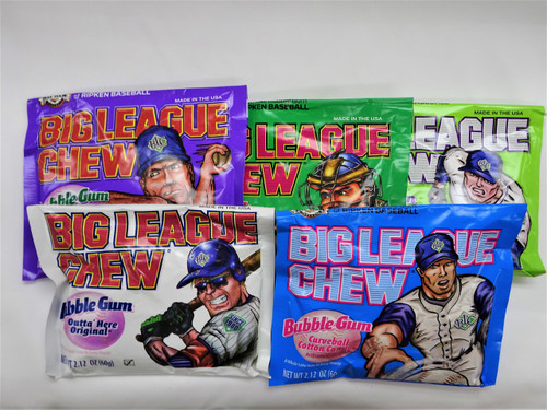 Big League Chew (Assorted)