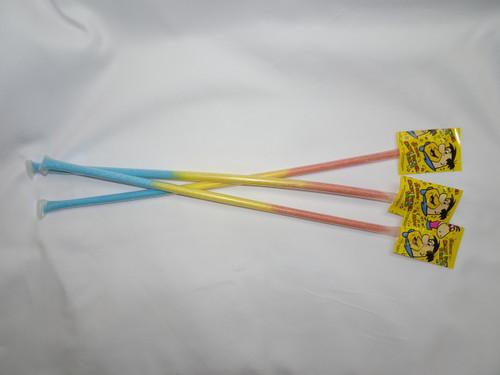 Flintstone Giant Straws
