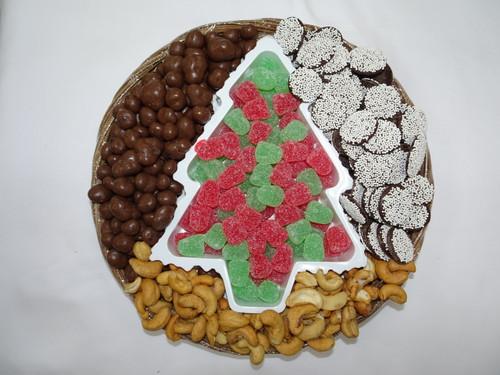 Sugar & Spice Tree Basket - Small