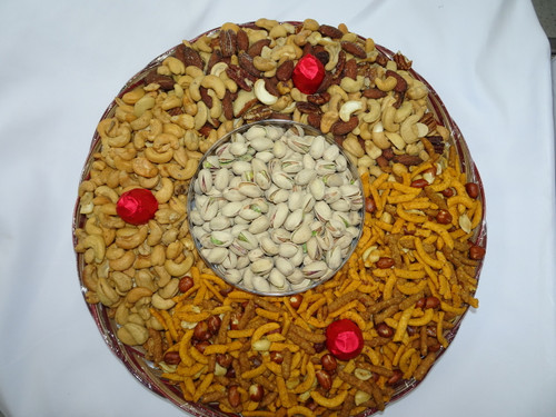 Gourmet Nut Basket - Large
