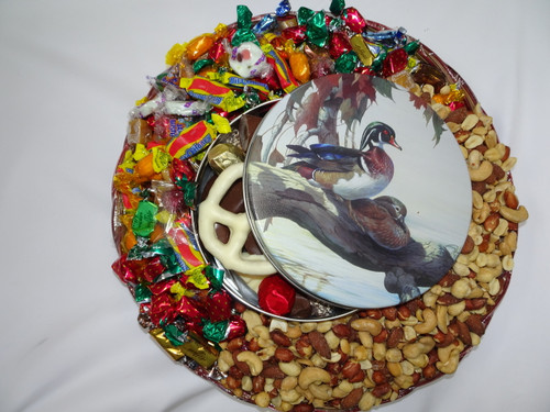 Gourmet Chocolate Basket - Medium