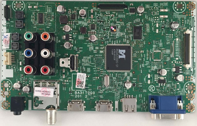 Philips Main Board A31TA-MMA