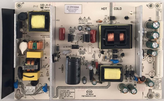 Westinghouse Power Supply LK-OP416004A