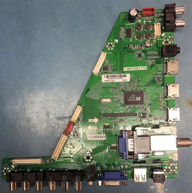 GPX B15051815 Main Board for TDE5074B