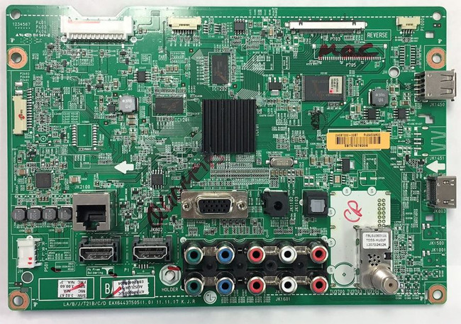 LG EBT61978306 (EAX64437505(1.0)) Main Board for 47LM4600-UC