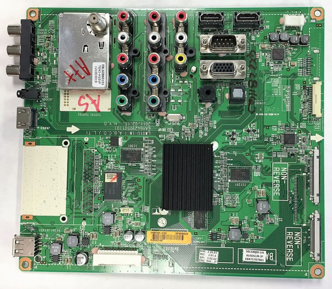 LG EBT62353205 (EAX64290501(0)) Main Board for 50LS4000-UA