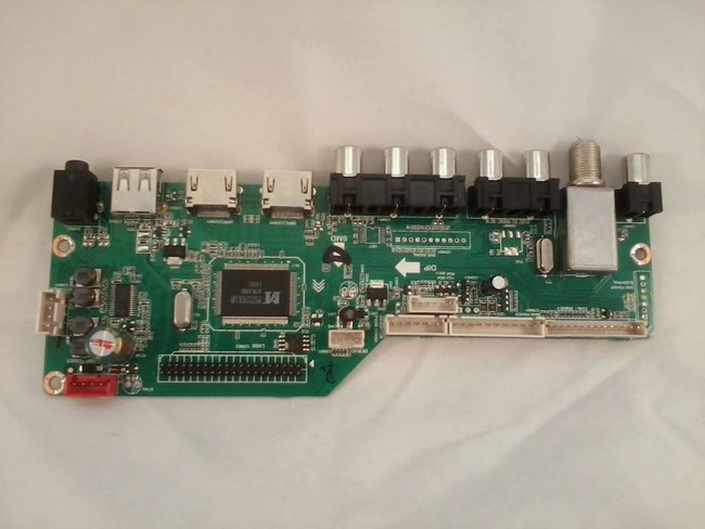 RCA 55120RE01M3393LNA35-C3 Main Board for LED55G55R120Q (front)