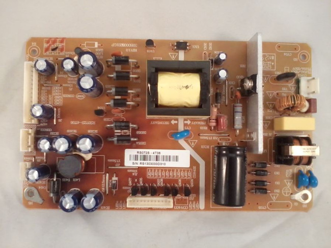 RCA RE46HQ0556 Power Supply / LED Board (front)