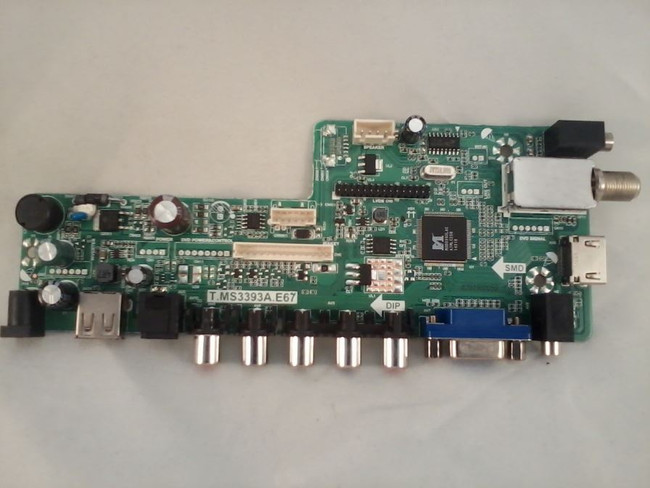 Element 22002C0002ST-25 Main Board (front)