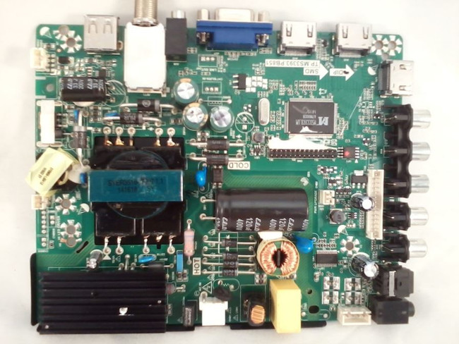 Element 34013981 Main Board / Power Supply (front)