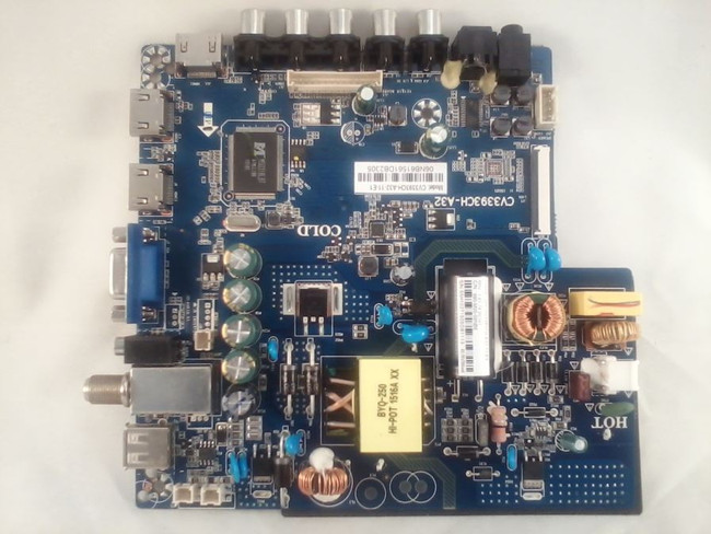 Element CV3393CH-A32-11-E1 Main Board / Power Supply (front)