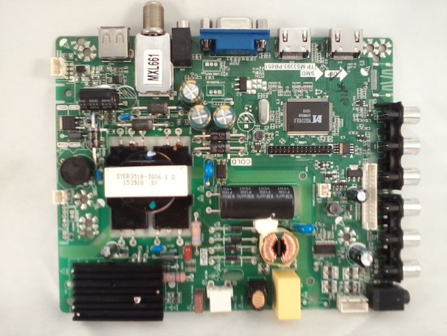 Haier B15082893 Main Board / Power Supply for 28E2000 (front)