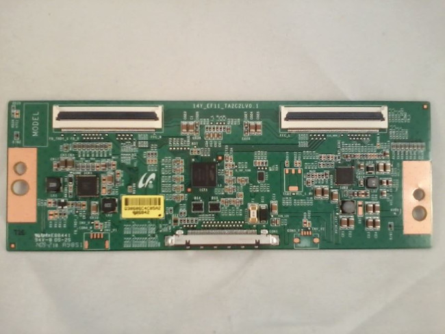 Westinghouse / Element LJ94-30606C T-Con Board (front)