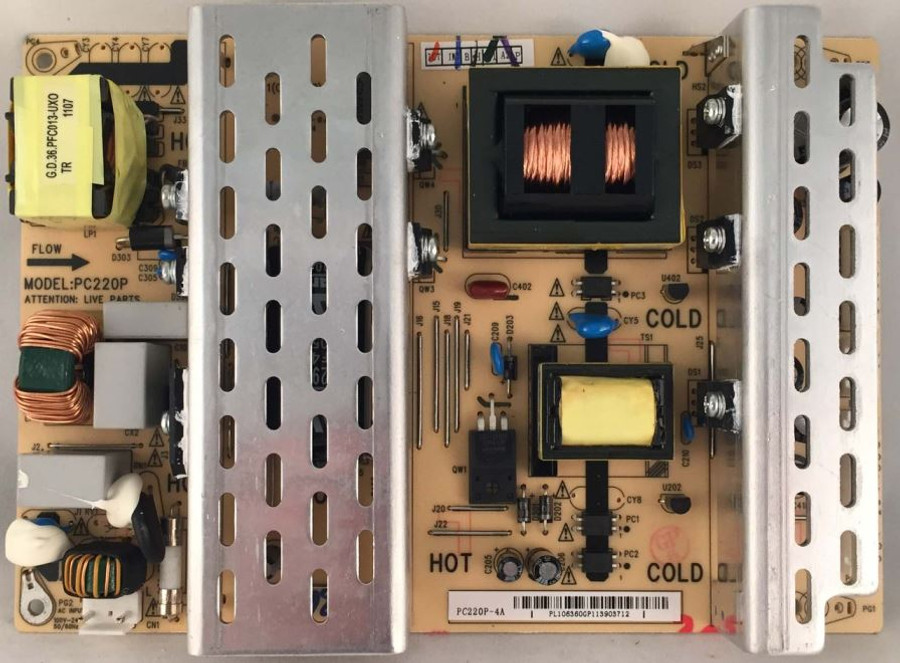 Coby Power Supply PC220P-4A