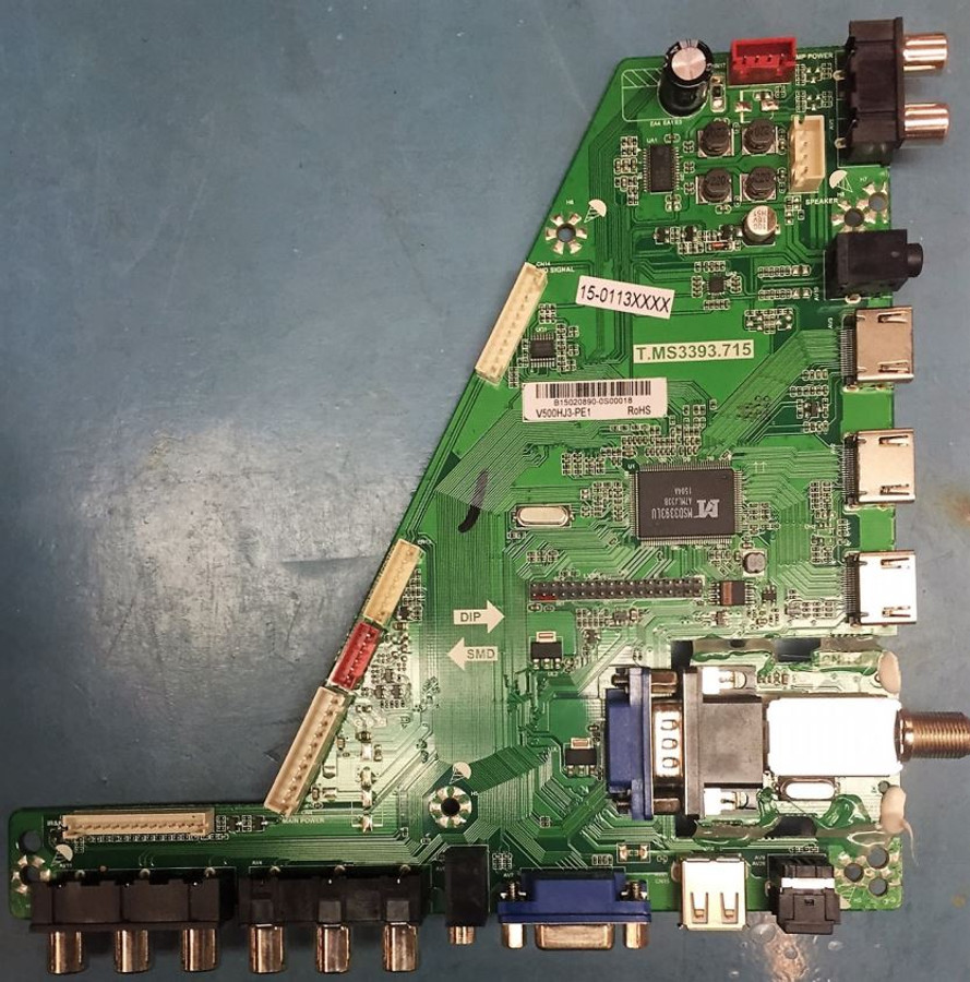 GPX B15020890 Main Board for TDE5074B