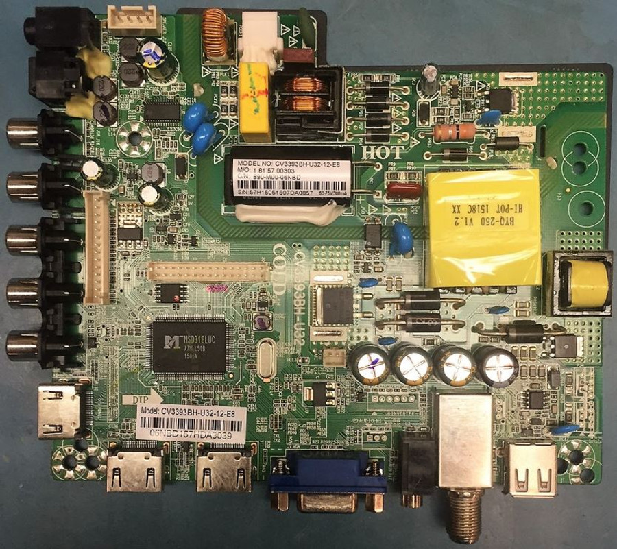 Element 57H1505 Main Board / Power Supply for ELEFW328B