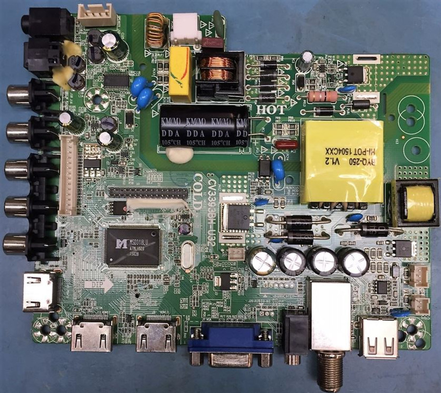Element 53H0523 Main Board / Power Supply for ELEFW32