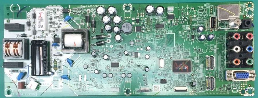 Emerson A4AFUUT Main Board for LF320EM4A