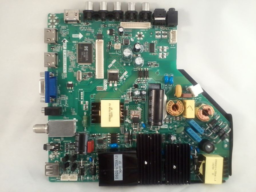 Element 34012725 Main Board / Power Supply (front)