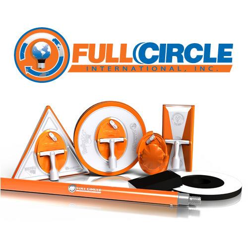 Full Circle Drywall Sanding Tools