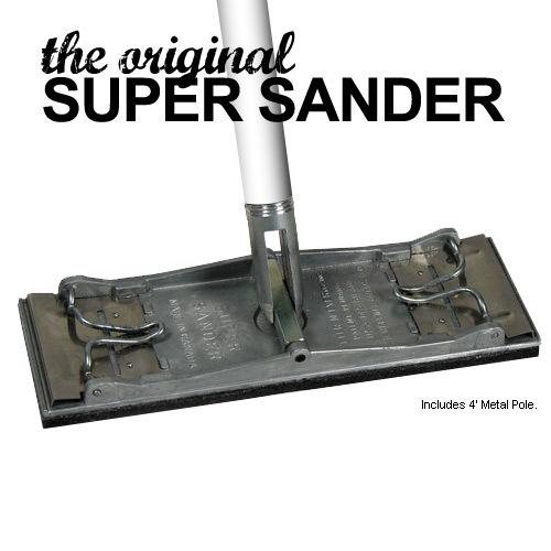 Drywall Pole Sanders