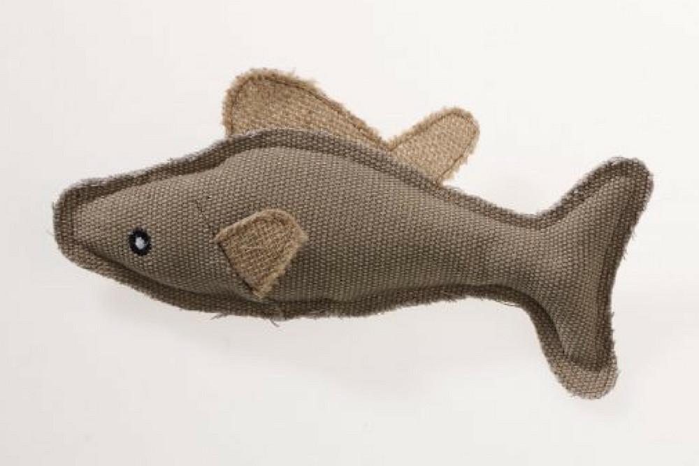Fish w. Catnip Toy