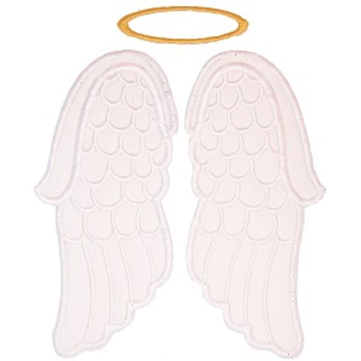 Angel Wings Applique