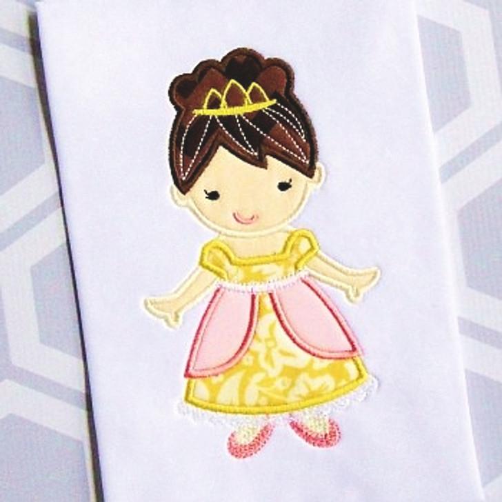 Princess 2 Applique