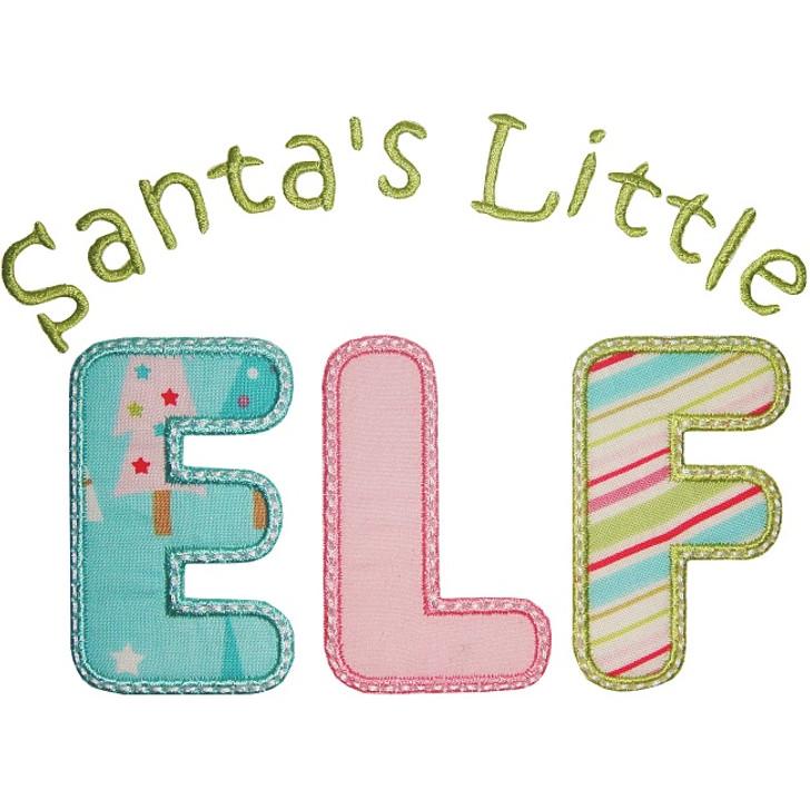 Santas Little Elf