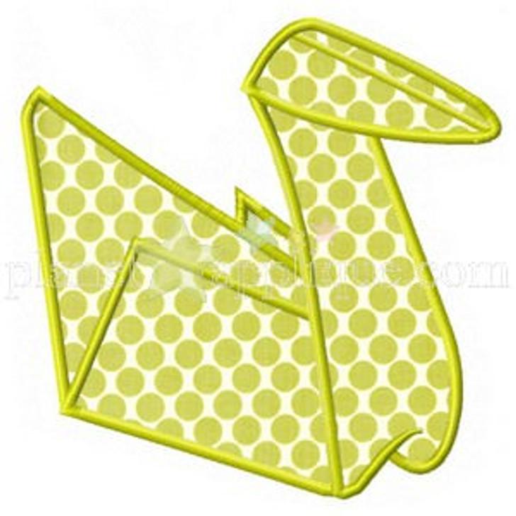 Origami Applique