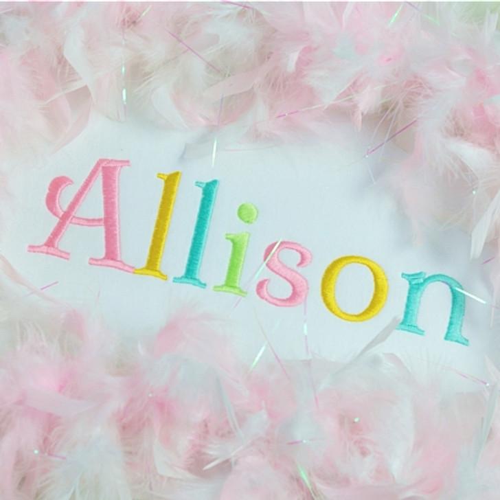 Allison Font