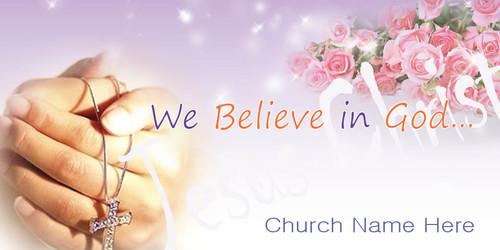 Church Banner 504