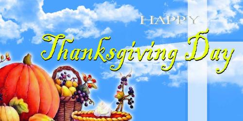 Thanksgiving Banner 525