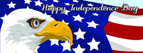 Political Independence Day Banner 546