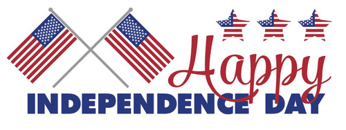 Political Independence Day Banner 547