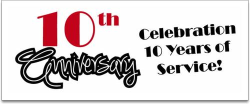 Anniversary Banner 467