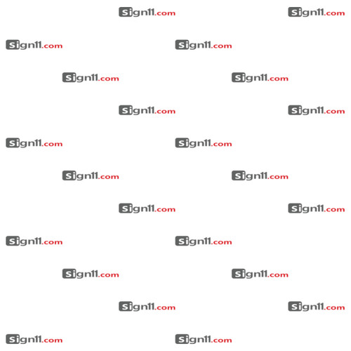 Step and Repeat Banner Pattern 102