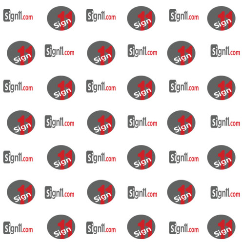 Step and Repeat Banner Pattern 121