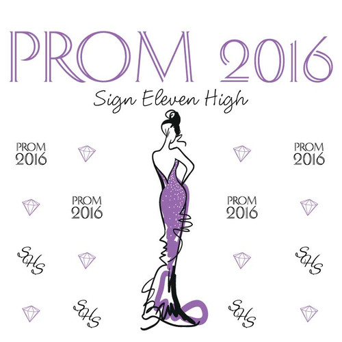 Prom Step and Repeat 1058