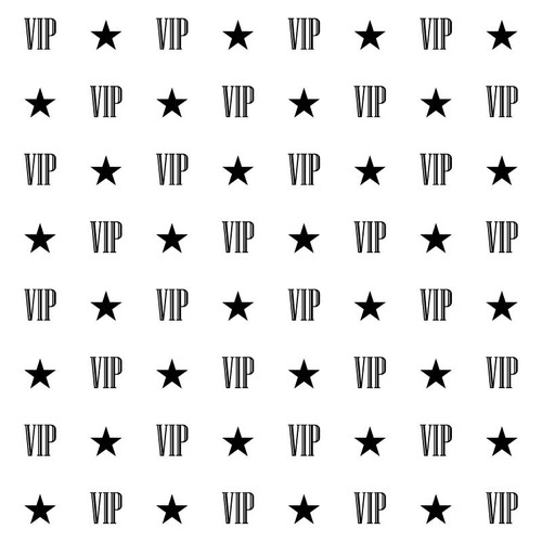 Logo Pattern Step and Repeat 1052