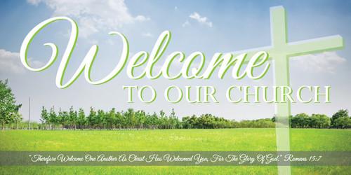 Church Banner 2987