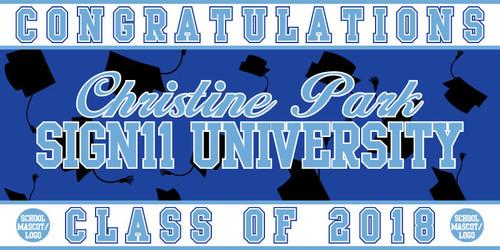 Graduation Banner 2991