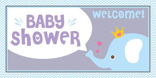 Baby Shower Banner 2978
