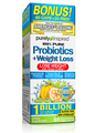 Probiotics + Weight Loss