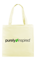 Purely Inspired Shopping Bag